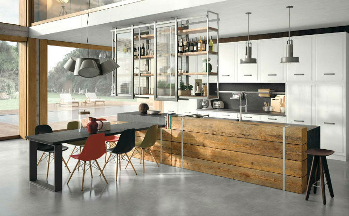 Gusto Italiano Kitchen Designs 11
