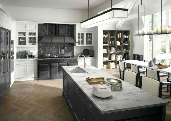 Gusto Italiano Kitchen Designs