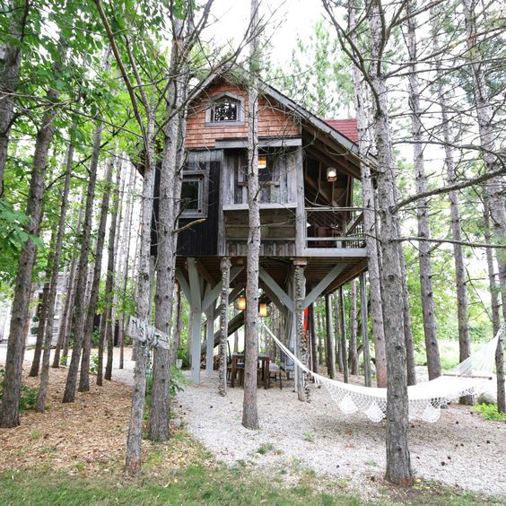 Treehouse Retreat and Cabin Hideaway 8