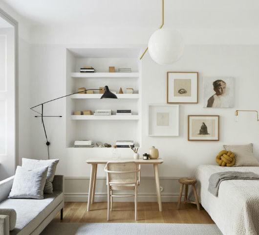 Ultra-Stylish Petite Home