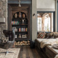 Viking View Chalet interior design 2