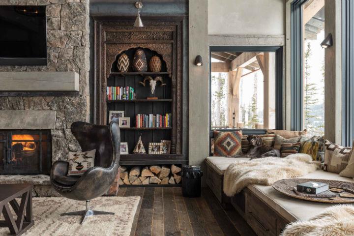 Viking View Chalet interior design 2