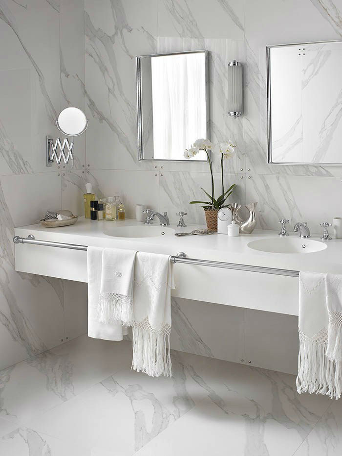 Bathroom by DuPont corian 4