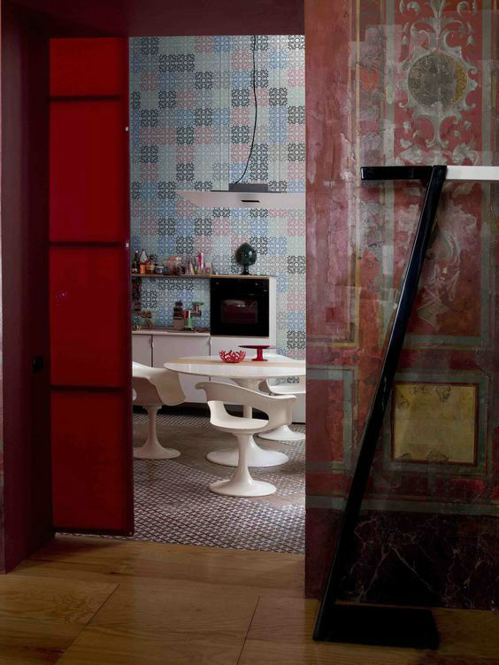 Tiles collections for bathroom & kitchen 5