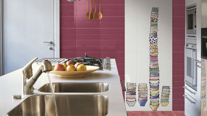 Tiles collections for bathroom & kitchen 6