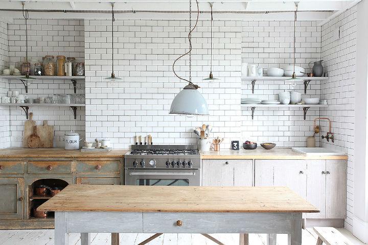 wooden kitchen idea