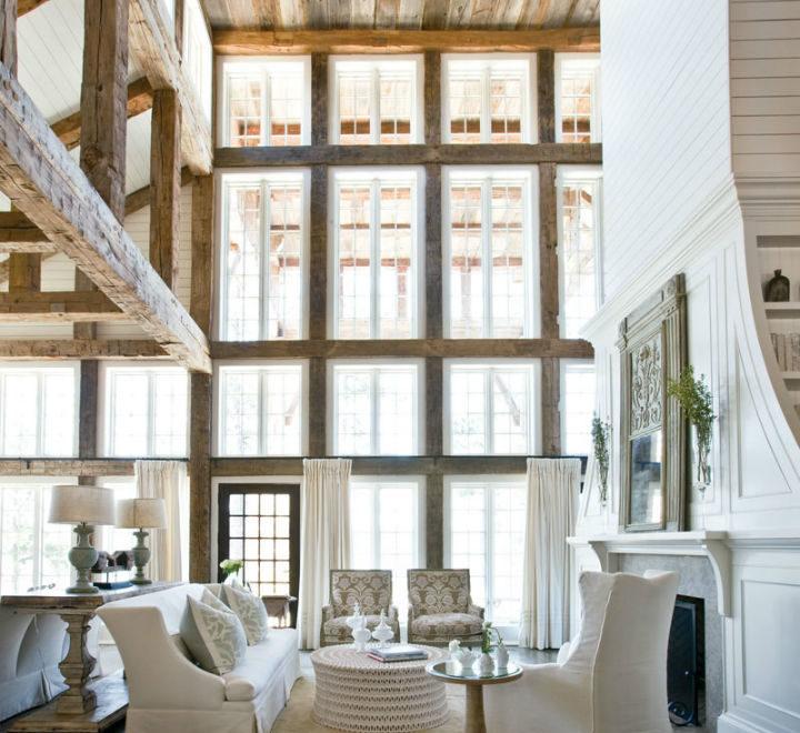 Dream All White Dream House