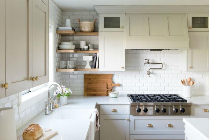 Evergreen Kitchen Remodel 2