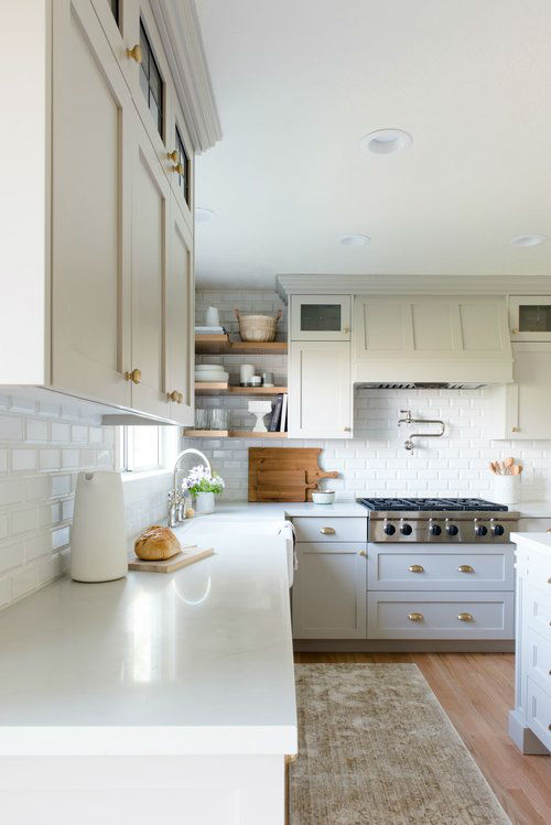 Evergreen Kitchen Remodel