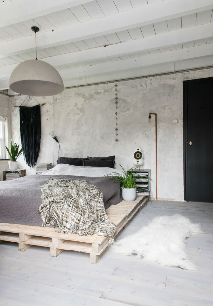 White Interior With Industrial Flair 17