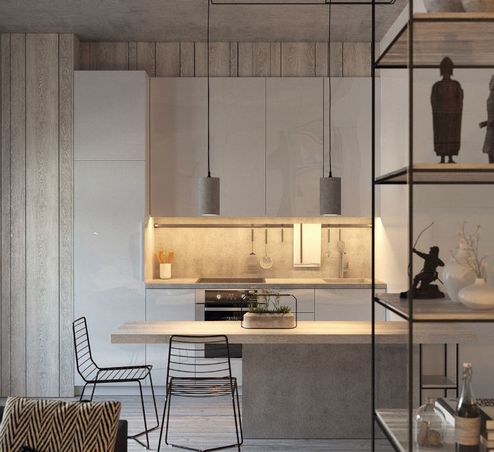 Clean Lines With A Modernistic Appeal