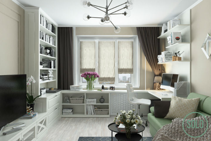 Small Functional Living Space With Style 10