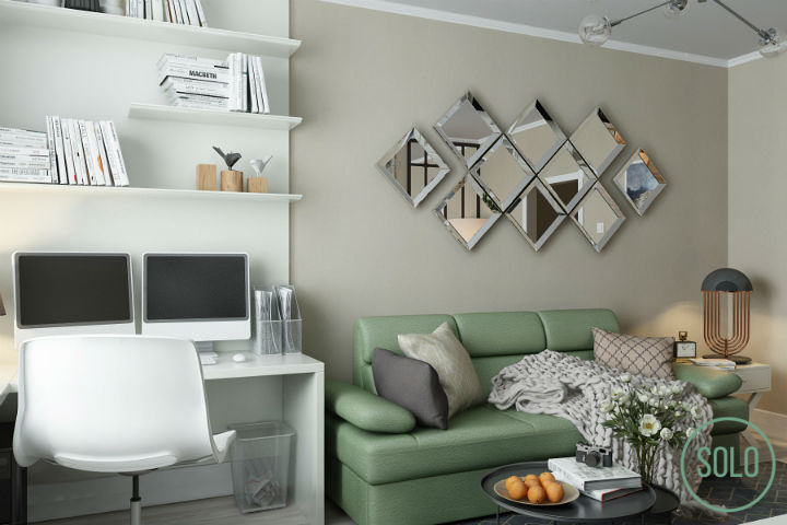 Small Functional Living Space With Style 7