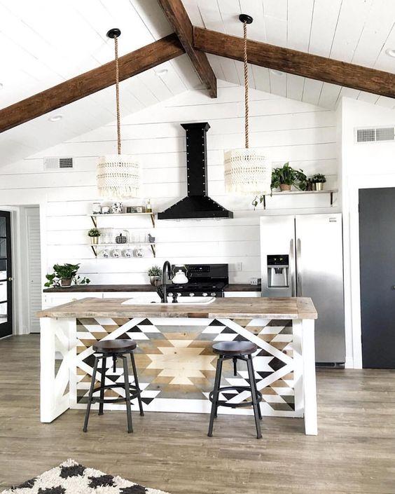 21 Bohemian Kitchen Design Ideas Decoholic