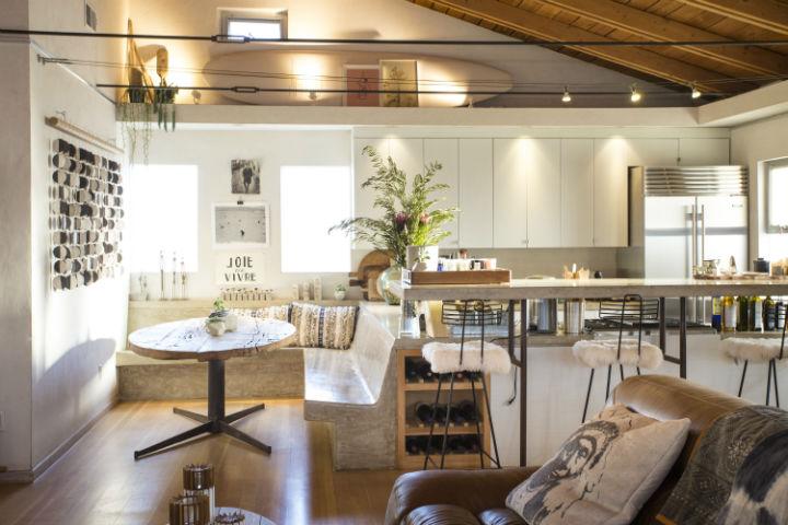 Modern Boho Interior Design 11