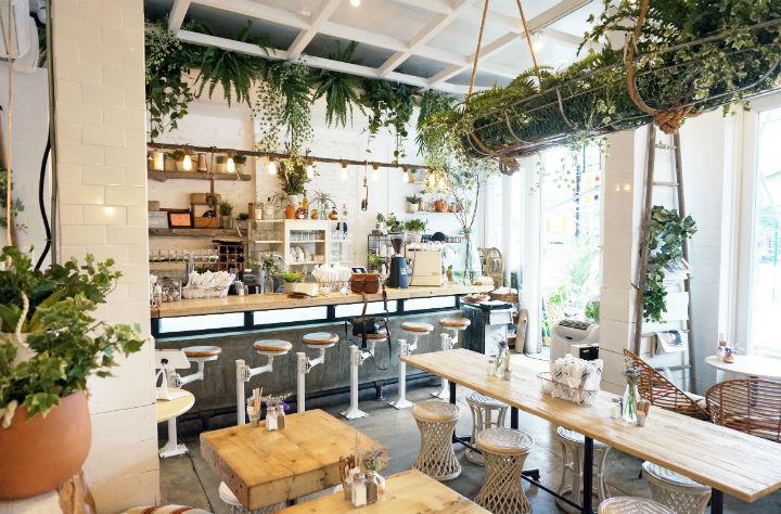Modern Boho Interior Design Wanderlust on Modern Bungalow Living Room