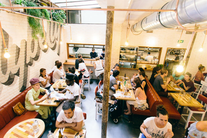 Where to eat breakfast brunch in Paris