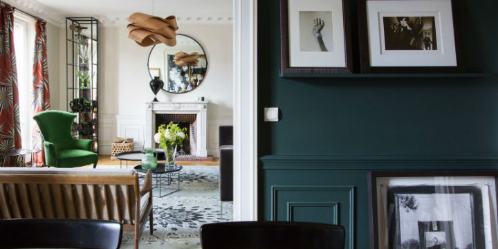 Chic French Apartment