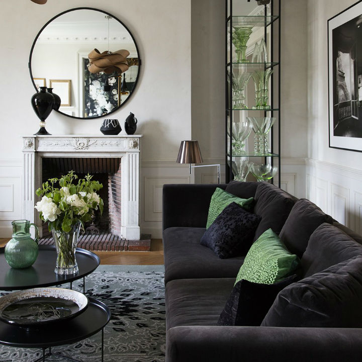 Chic French Apartment 4