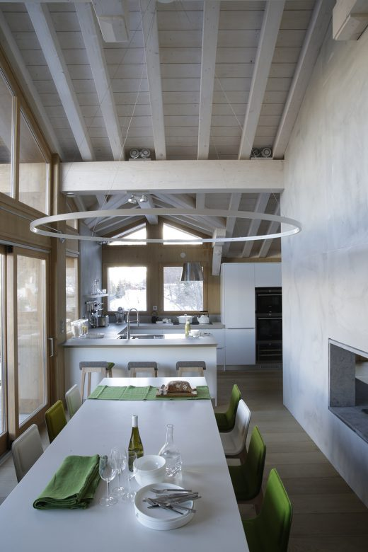 Clean-Lined Light and Spacious Chalet 3