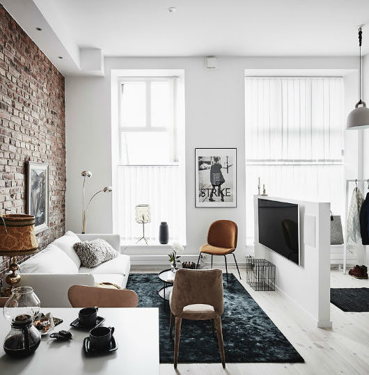 Scandinavian home interior design idea 29