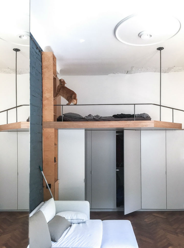Confined and Elegant Livable Studio 2