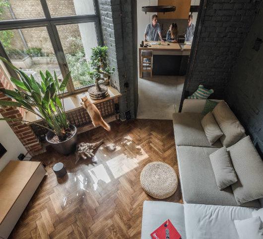 Confined and Elegant Livable Studio 5