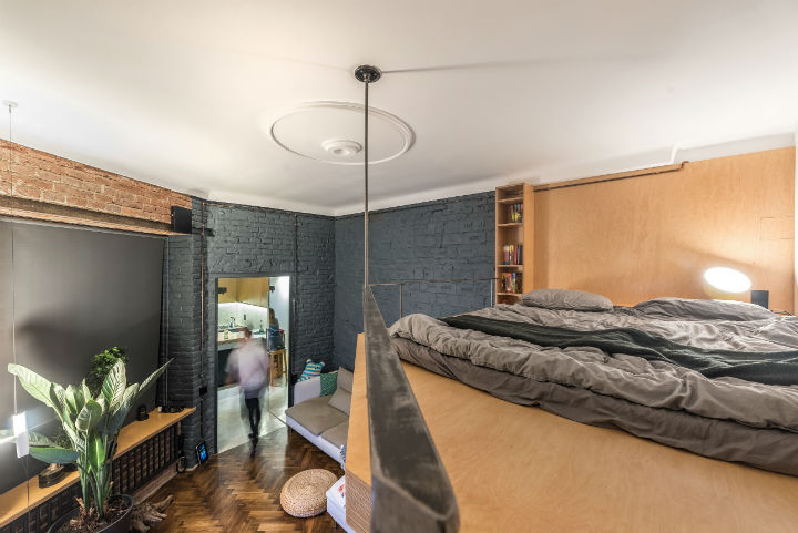 Confined and Elegant Livable Studio 6