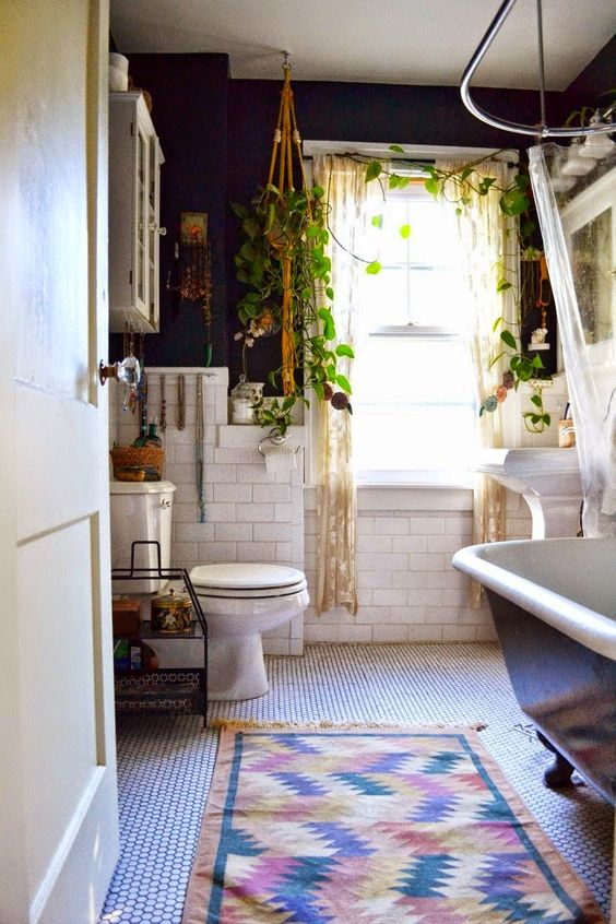Bohemian Bathroom 3
