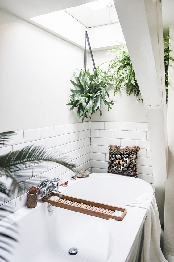 Bohemian Bathroom 10