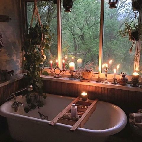 20 Bohemian Bathroom Ideas Decoholic