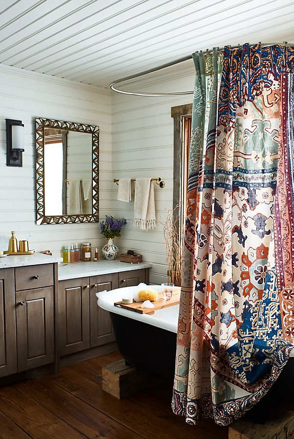 Bohemian Bathroom 5