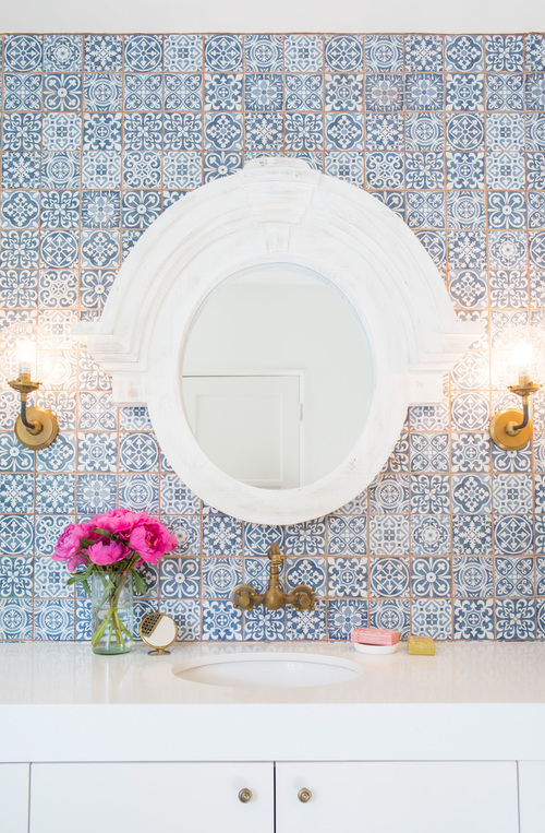Bathroom Ideas With Gold 11