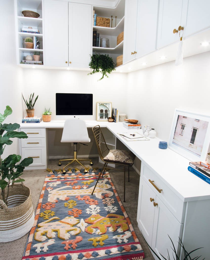 Home Office Design Tips To Stay Healthy: How To Design Your Home Office For Success