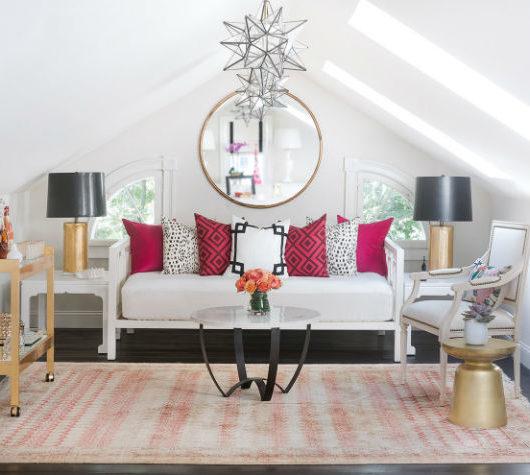 feminine interior design