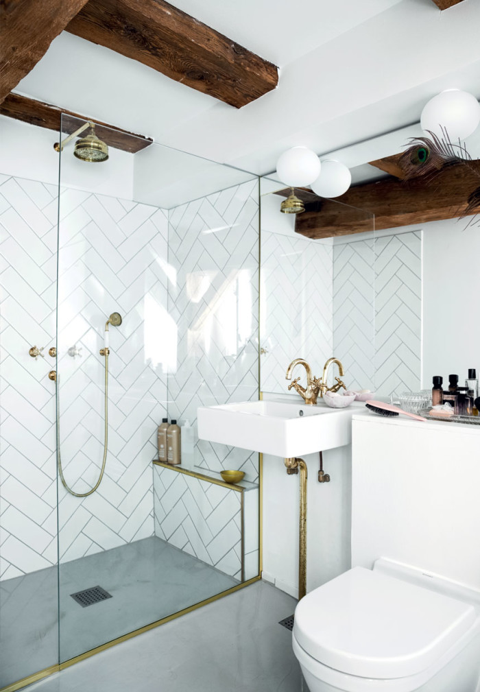 Bathroom Ideas With Gold 28