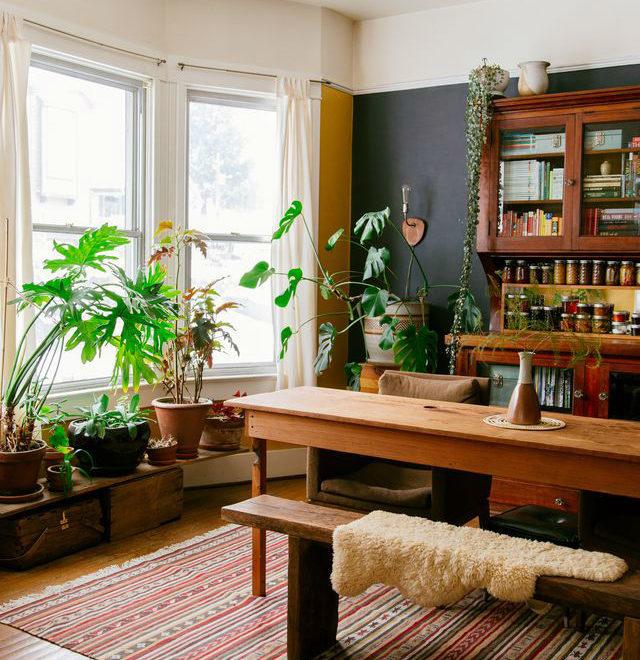 modern bohemian interior design 10