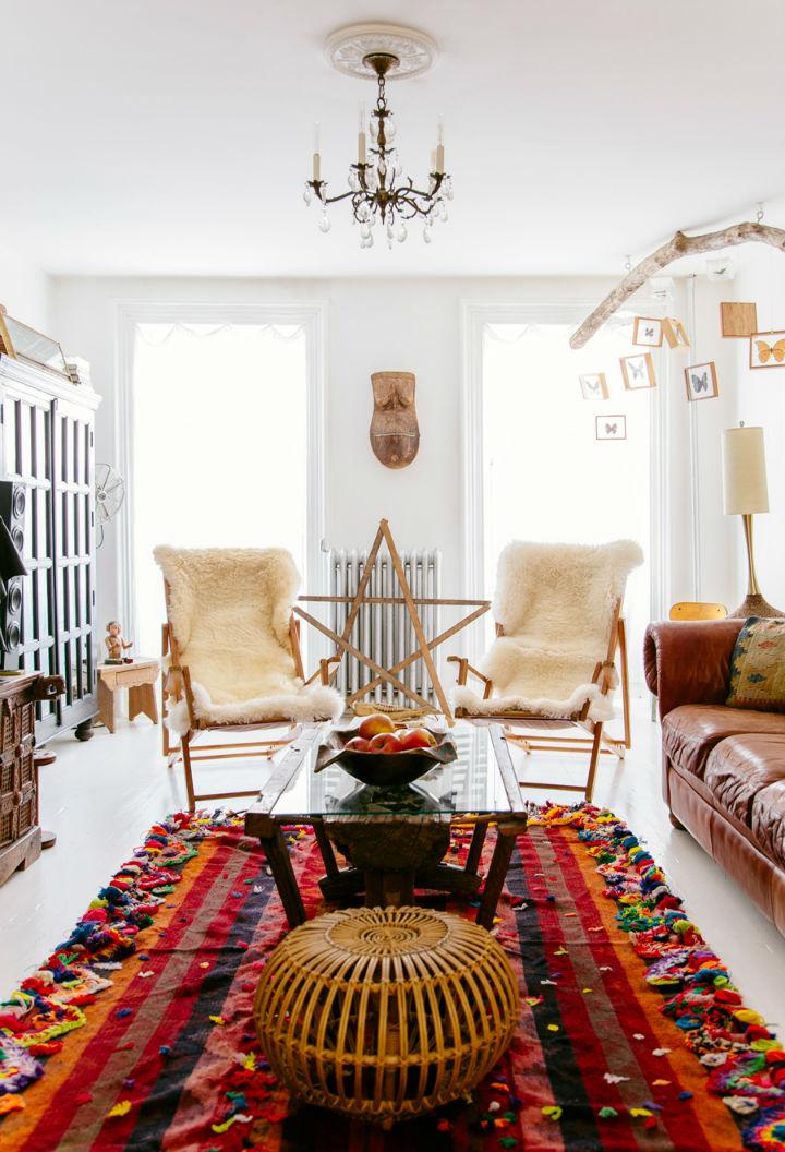 modern bohemian interior design 8