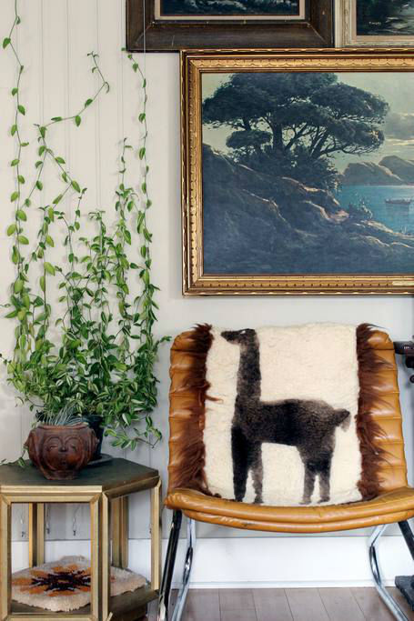 eclectic bohemian home decor idea 13