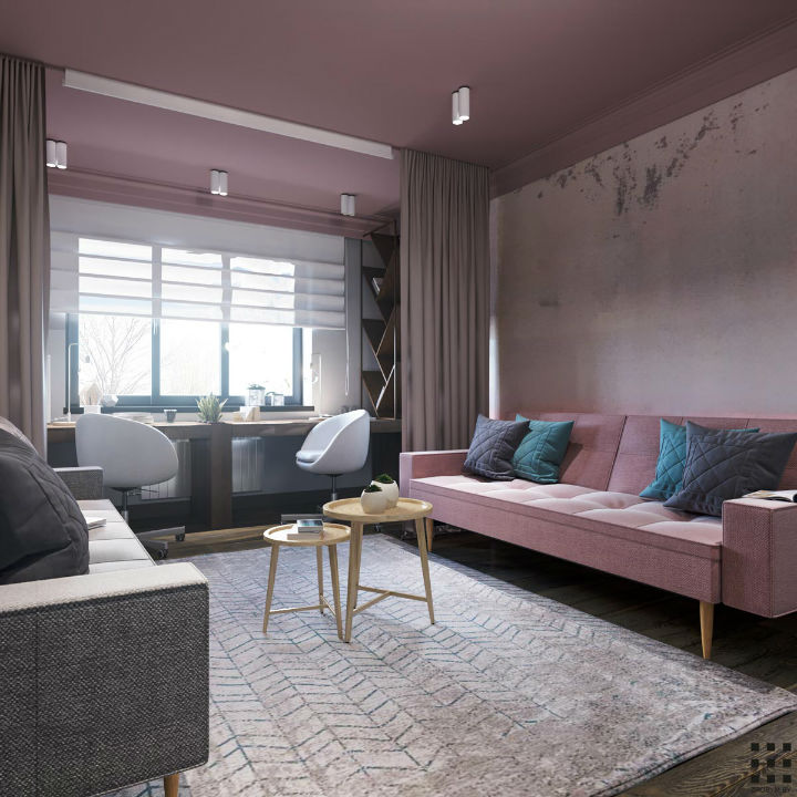 Beautiful Contemporary Feminine Apartment 27