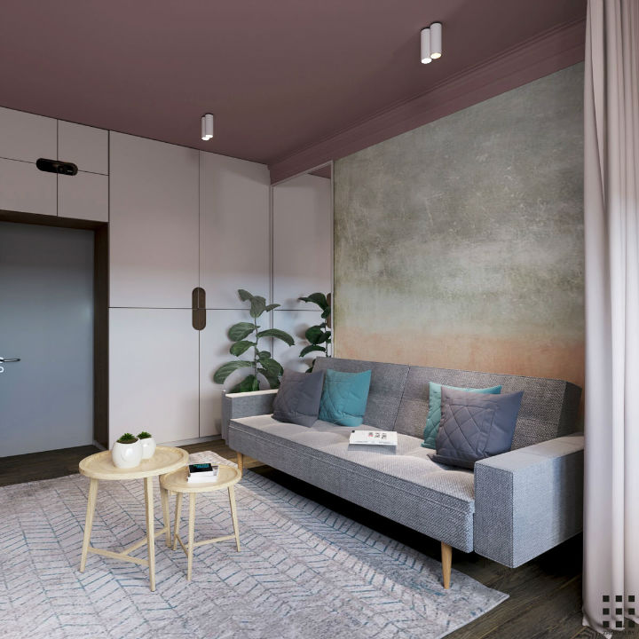 Beautiful Contemporary Feminine Apartment 28