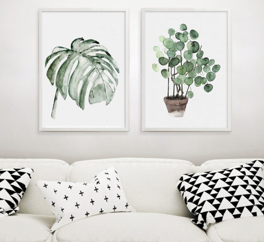 Parisian Design Cushions and Art Posters 2