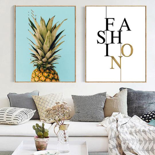 Parisian Design Cushions and Art Posters 5