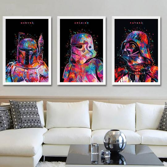 Parisian Design Cushions and Art Posters 8