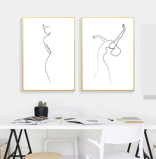 Parisian Design Cushions and Art Posters 9