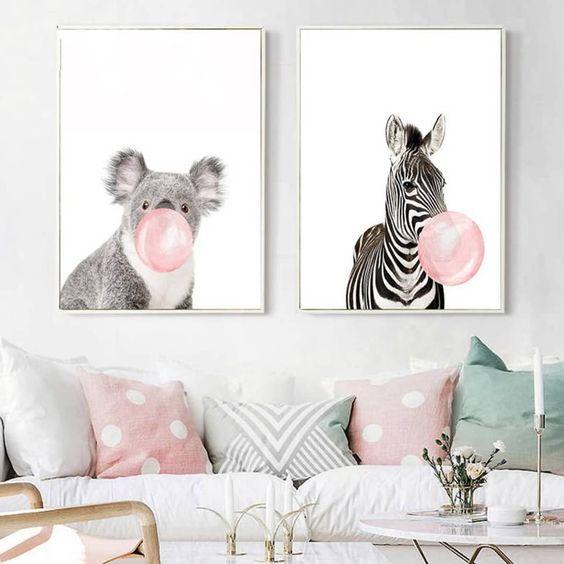 Parisian Design Cushions and Art Posters