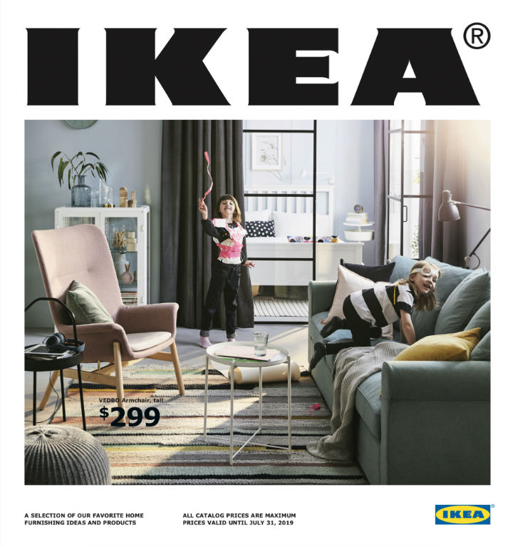 IKEA 2019 Catalogue