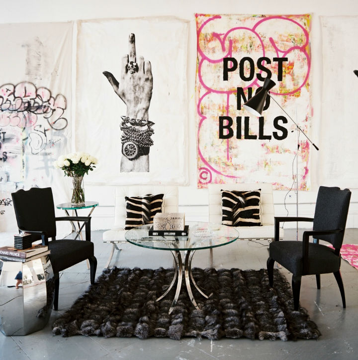 Old-World Romance and Urban Cool Interiors by Ryan Korban 14