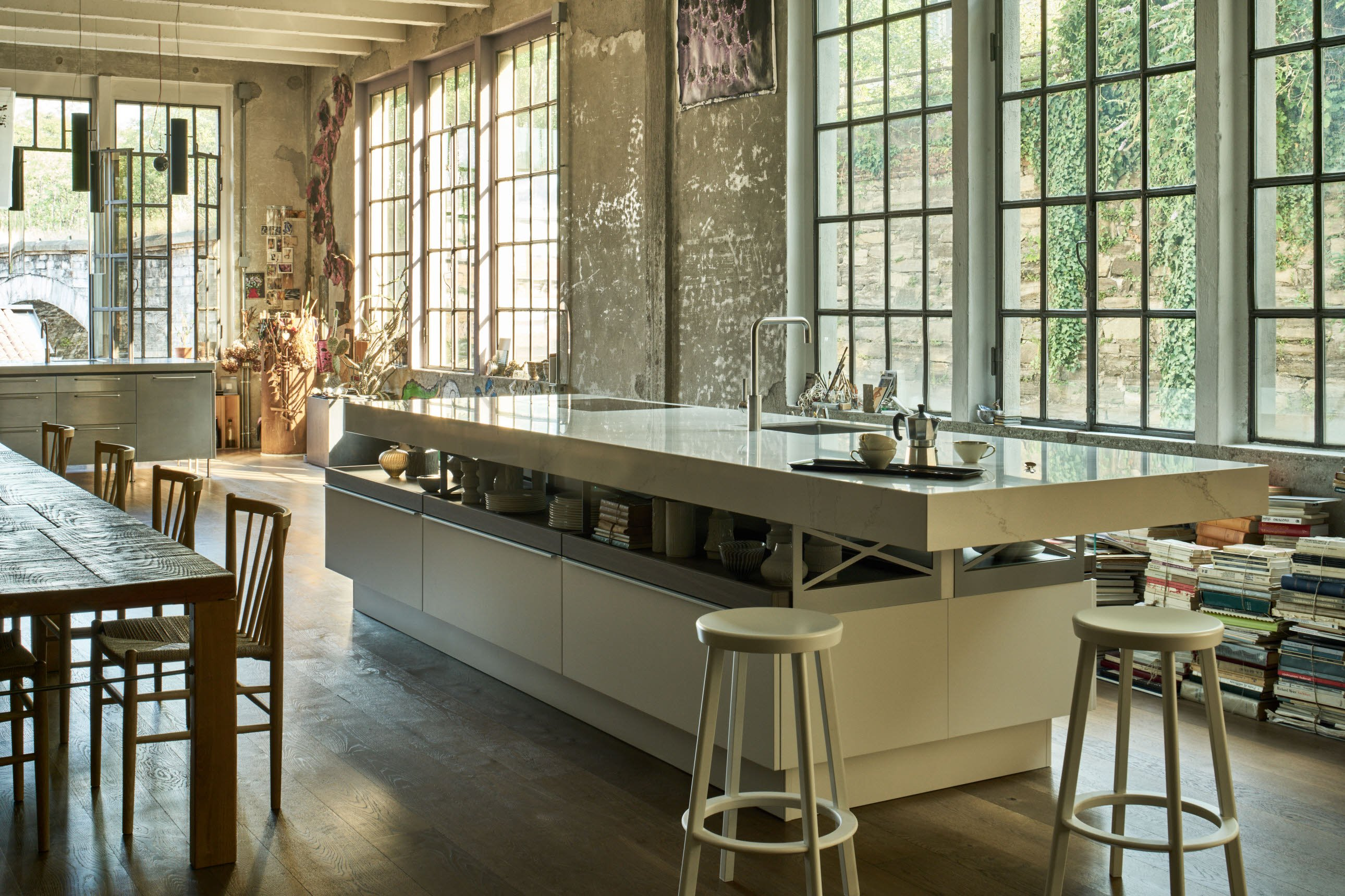 Contemporary Kitchens With Close Attention To Detail 15
