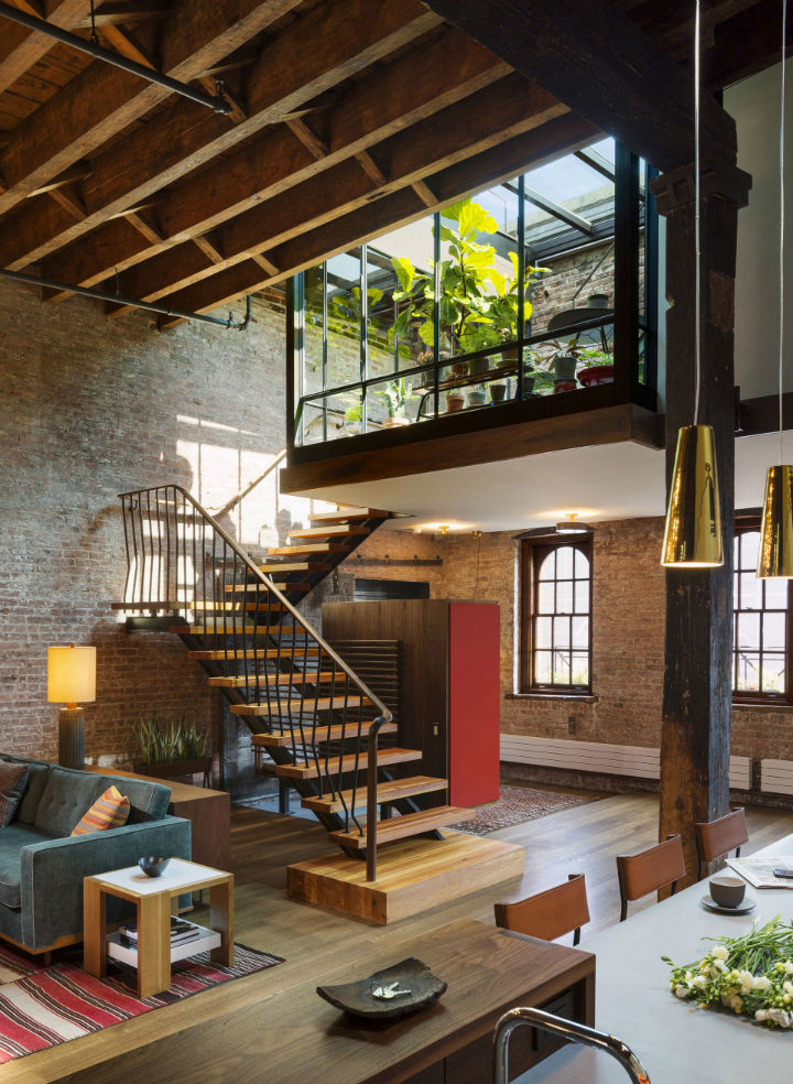 1884 Former Caviar Warehouse Loft in Tribeca 2